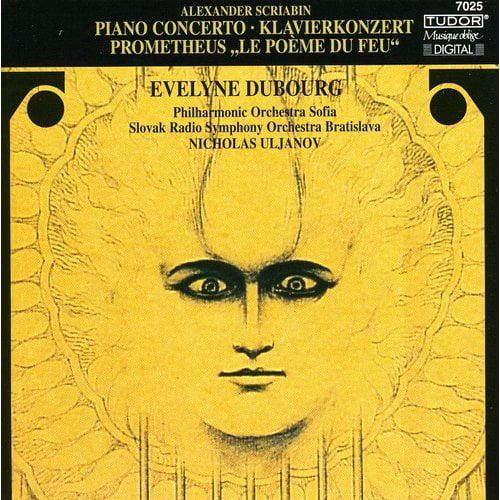 Piano Concerto / Prometheus Le Poeme Du Feu Op. 60