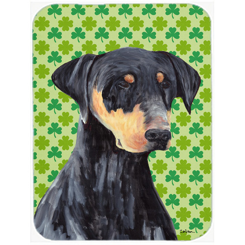 Carolines Treasures Lucky Day German Pinscher St Patricks Night Light 6 x 4 Multicolor