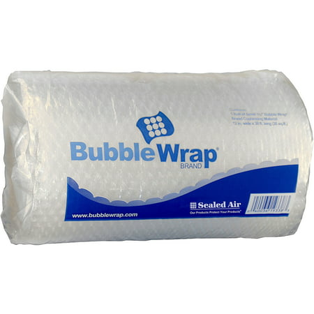 U-line Self Seal Bubble - Sealed Air, SEL19338, Bubble Wrap Multi-purpose Material, 1 / Roll, Clear