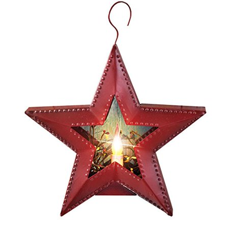 Star Wall Decor With Lights : Lighted Country Star Wall Decor - Walmart.com