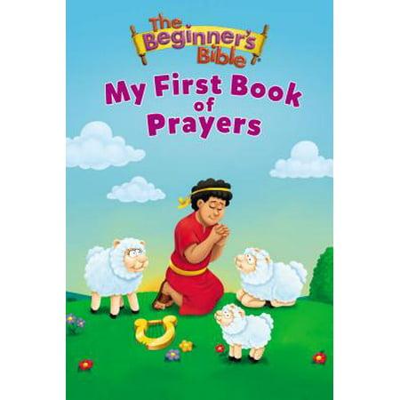 The Beginner's Bible My First Book of Prayers (My First Prayer Book Catholic)