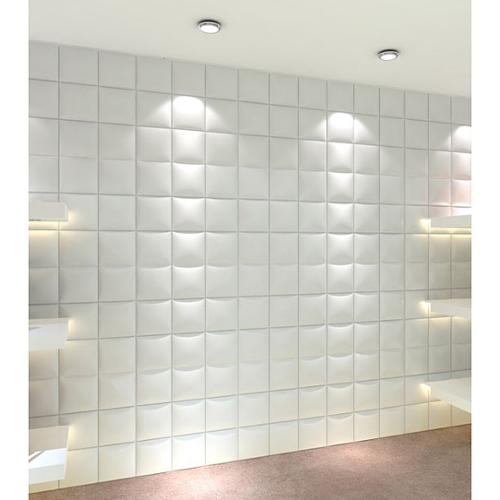Contempo Living Inc 3D Contemporary Wall Panels Forever Design (Pack Of 10)