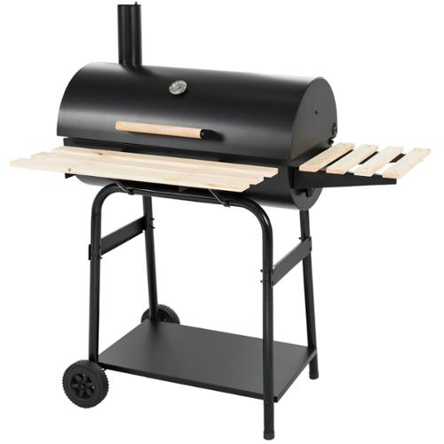Best Choice Products BBQ Grill Charcoal Barbecue Pit Patio Backyard Home Smoker