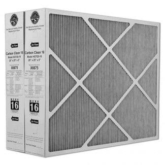 Lennox X6675 20x25x5 MERV 16 Furnace Filter - 2 Pack