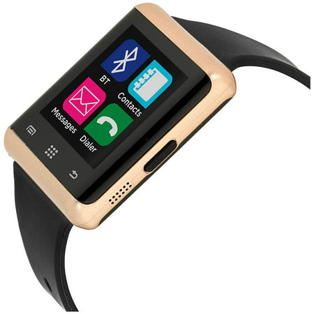 Bluetooth Smart Watch Phone and Fitness Activity Tracker Touch Screen Smart Wrist Watch -