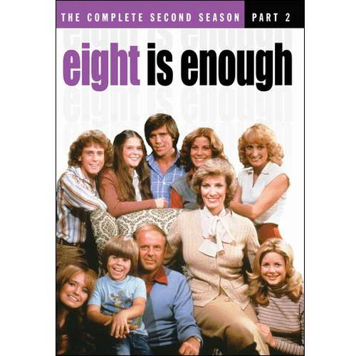 Eight Is Enough: The Complete Second Season, Part 2 (Full Frame)