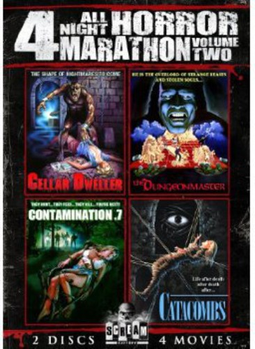 All Night Horror Movie Marathon Volume 2 (DVD) by SHOUT! FACTORY