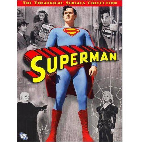 Superman Serials: The Complete 1948 & 1950 Collection (Full Frame)