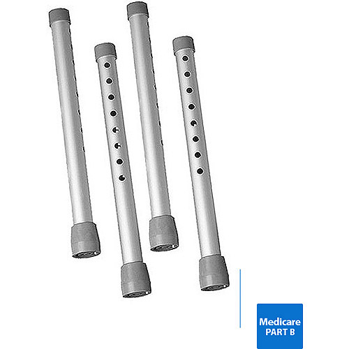 Medline Leg Extensions for Walker - MDS86615E
