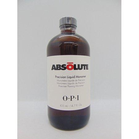 OPI Nail Absolute Acrylic Nail Liquid 14.7 Fl oz 435mL