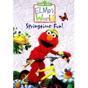 Sesame Street PBS Kids: Elmo's World: Springtime Fun! (Other) by Sesame Street