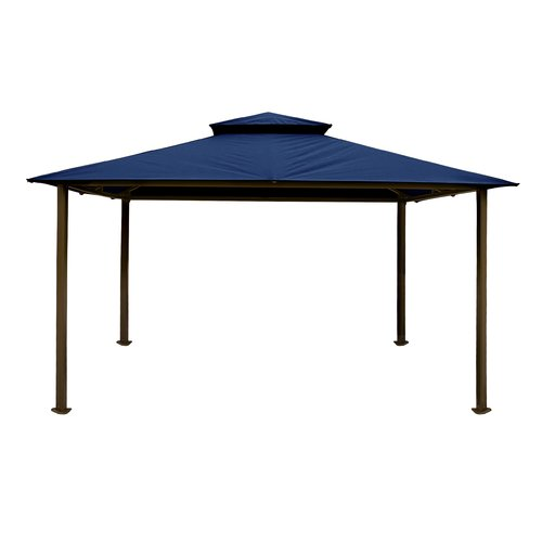 Savannah 11 x 14 Gazebo with Navy Top