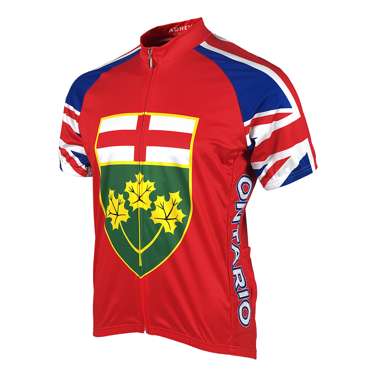 Adrenaline Promotions Ontario Cycling Jersey