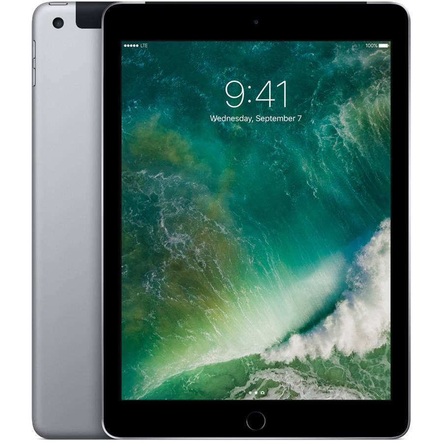 Apple 9.7-inch iPad Wi-Fi + Cellular