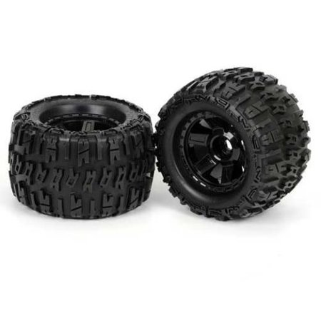 Trencher Board (1184-11 Trencher 3.8  All Terrain Tires Mounted Fr/Re)