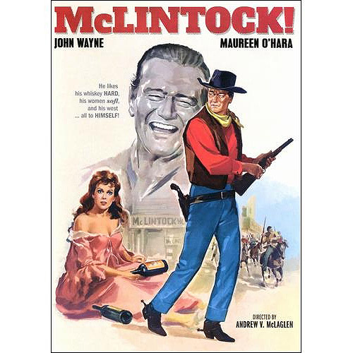 McLintock! (1963) (Anamorphic Widescreen)
