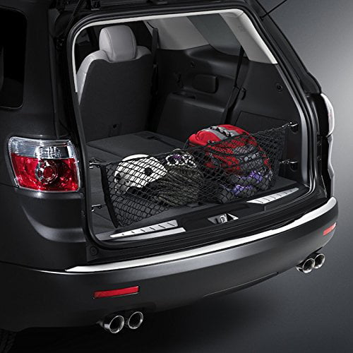 Envelope Style Trunk Area Vertical Cargo Net for Chevrolet Traverse 2018 2019 New