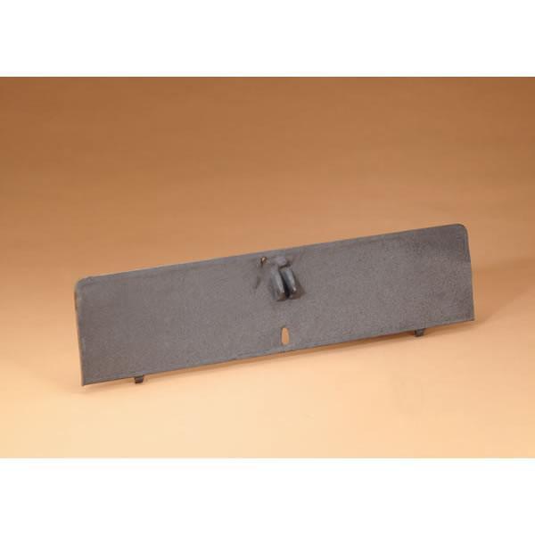 Fireplace Accessories Vestal Plate For 30 Damper 26255 Walmart Com