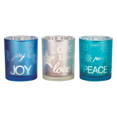Pomeroy Reflections Votive Candle Holder - Set of 3