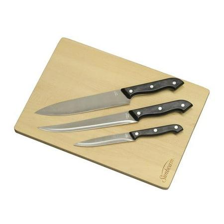 knife set chef 3 piece. Black Bedroom Furniture Sets. Home Design Ideas