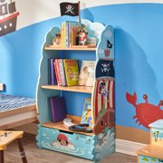 Fantasy Fields - Pirate Island Bookshelf