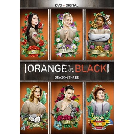 Orange Is the New Black: Season Three (DVD) (Orange Is The New Black Box Set)