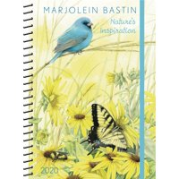 Marjolein Bastin 2020 Monthly/Weekly Planner Calendar: Nature's Inspiration (Other)