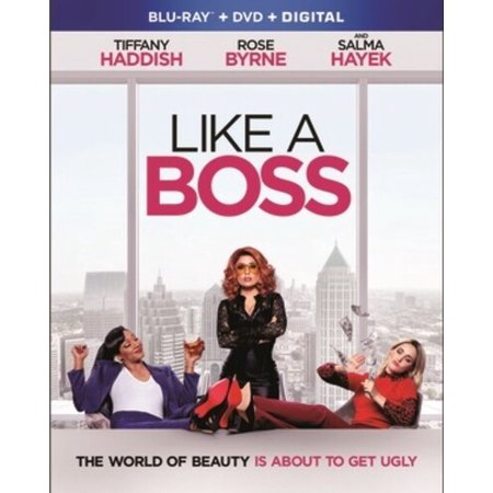 Like a Boss (Blu-ray + DVD + Digital Copy)