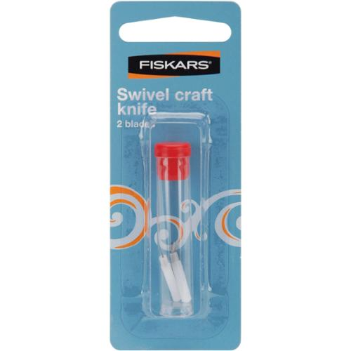 Fingertip Control Swivel Knife Refill Blades 2/Pkg-