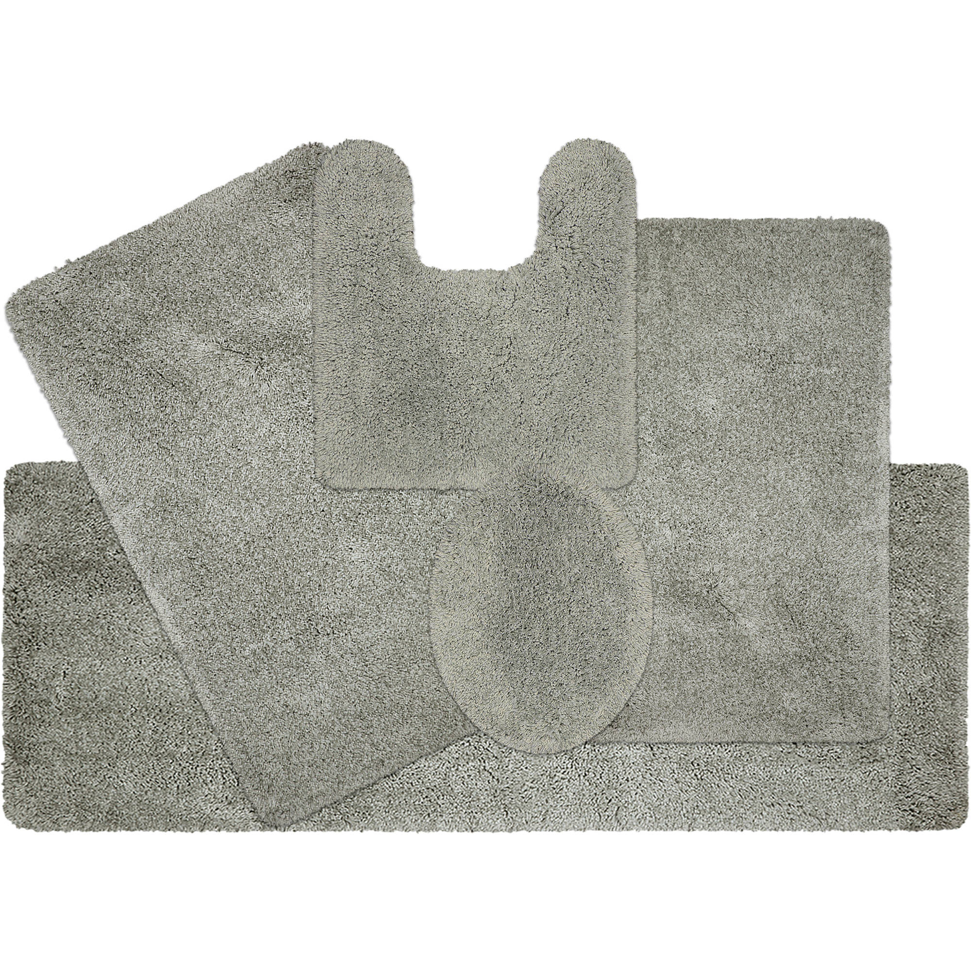 Better Homes And Gardens Thick And Plush Nylon Bath Rug Collection