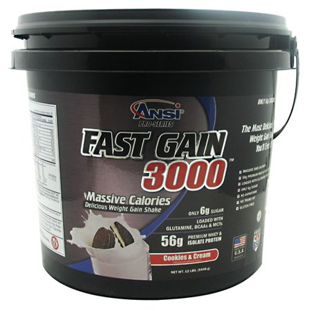 FAST GAIN 3000 C 12lb