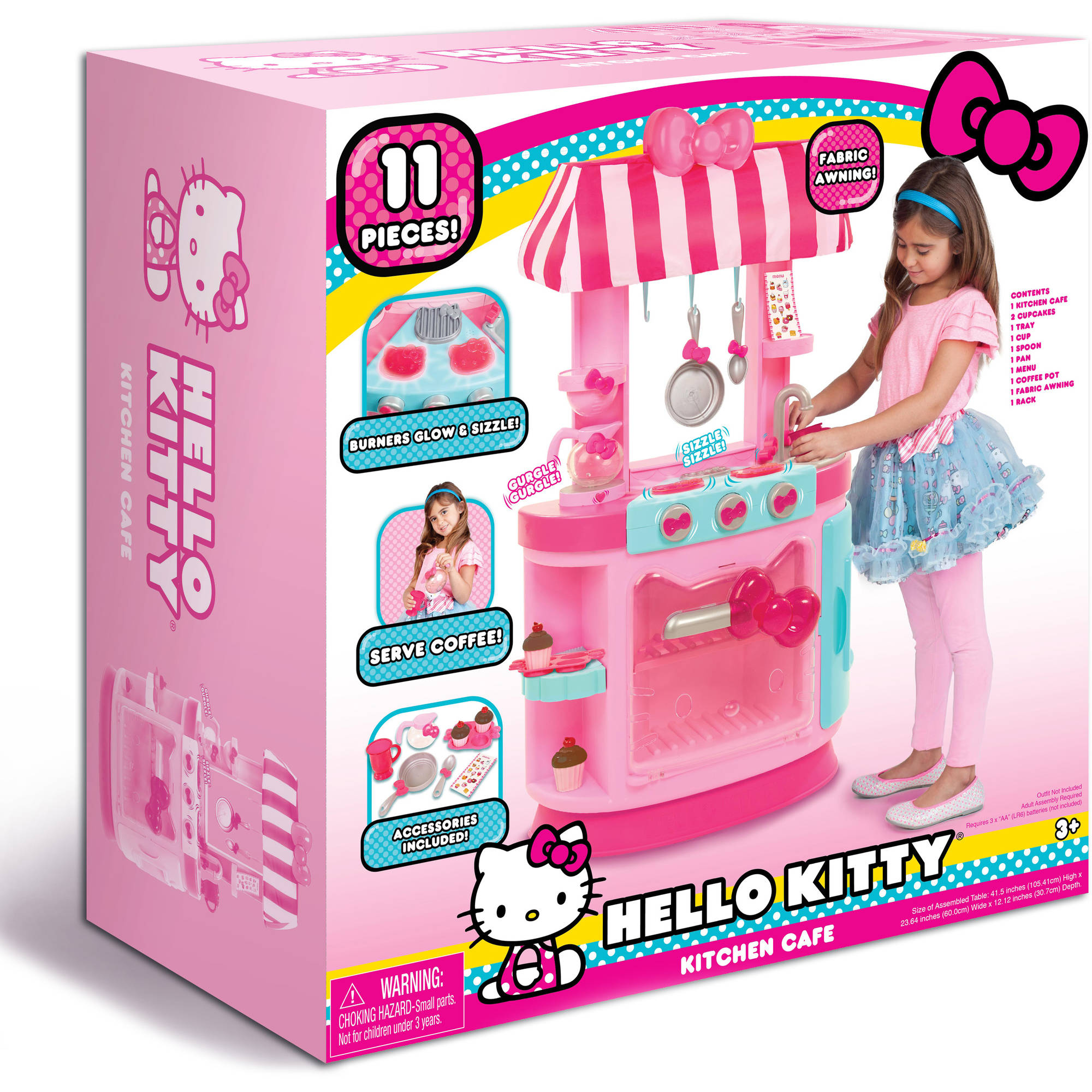 d1fcfb8f1 Hello Kitty Kitchen Cafe - Walmart.com