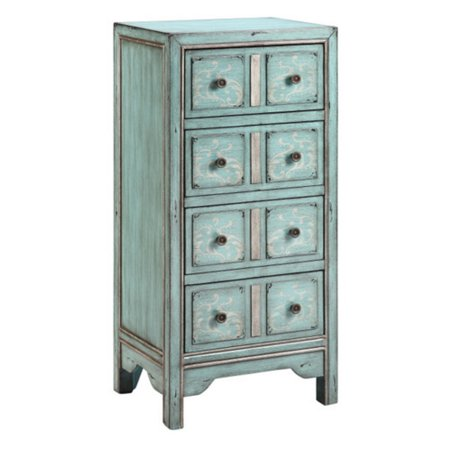 Midnight Accent Chest - Stein World Evelyn Accent Chest