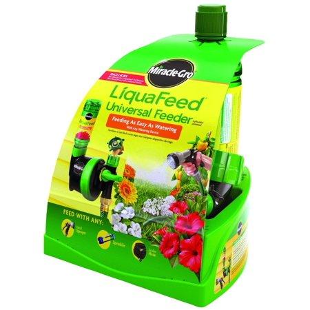 Miracle-Gro Liquafeed Universal Feeder Starter Kit 16oz , New,