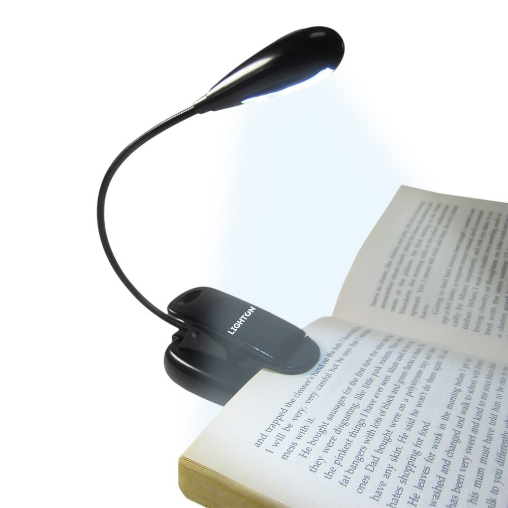 reading light for bed clamp rechargable reading light table lamp bed desk clip on book adjustable clamp lights
