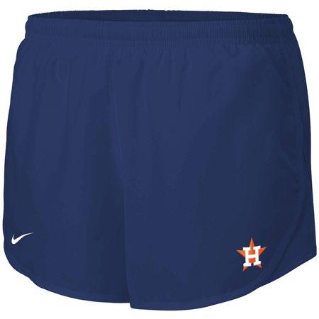 Houston Astros Nike Women's Mod Tempo Performance Shorts -