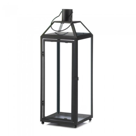 MIDTOWN LARGE BLACK LANTERN - Large Black Lanterns
