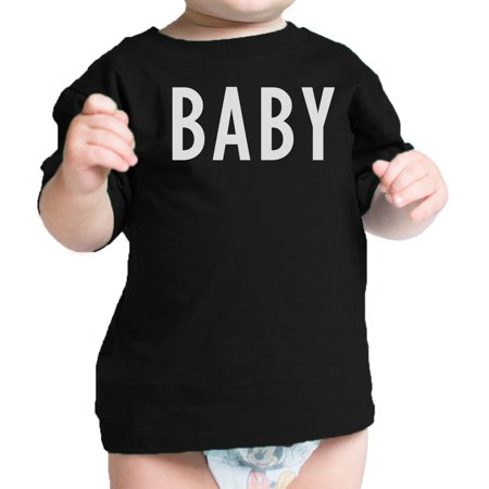 Daddy Mama Baby Matching Clothes Funny Family Black T-Shirt Gift Ideas - El Wire Clothing Ideas