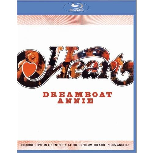 HEART - DREAMBOAT ANNIE LIVE [BLU-RAY]