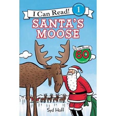 Moose A Moose Halloween Songs (Santa's Moose)