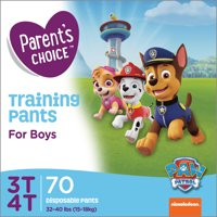 Parent's Choice Training Pants for Boys (Choose Size and Count)
