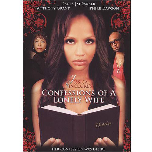 Jessica Sinclaire's Confessions Of A Lonely Wife (Widescreen)