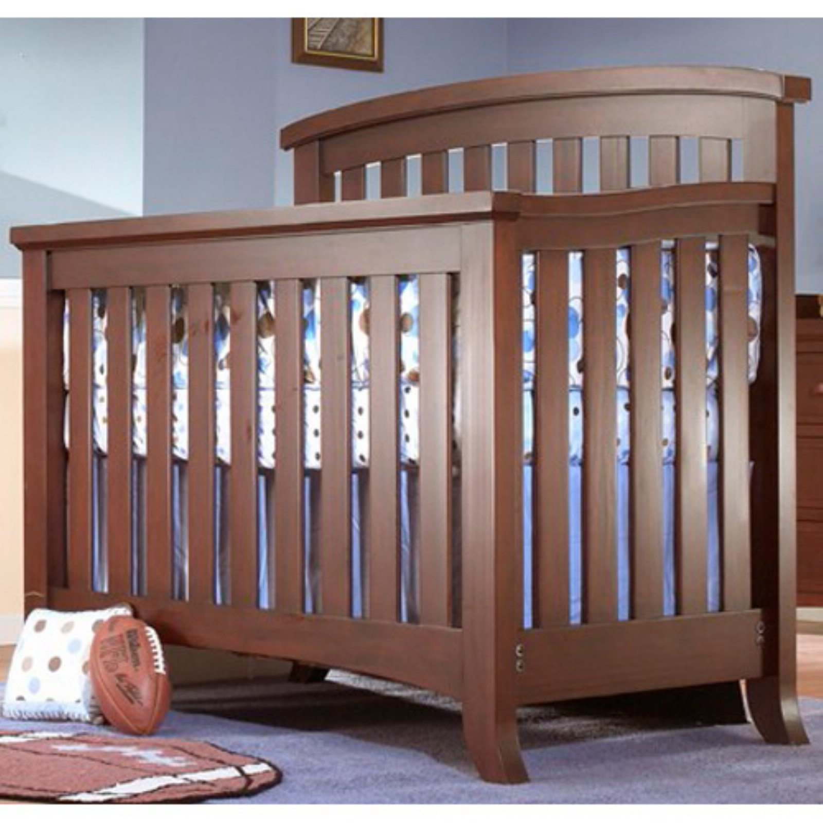 Sorelle Furniture Alex 4 in 1 Crib