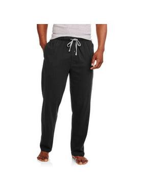 ea61813794 Product Image Hanes Men s Big X-Temp Solid Knit Sleep Pant with Logo Inside  Elastic