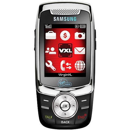Virgin Mobile Slash - Prepaid Slider Cell Phone with Camera and Bluetooth