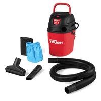 Hyper Tough 1.5 Gallon 2.0 Peak HP Utility Wet/Dry Vacuum