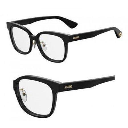 Moschino MO Mos508 Eyeglasses 0807 Black