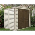 Lifetime 8 X 5 Outdoor Storage Building Walmart Com