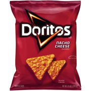 Doritos, Nacho Cheese Flavored Tortilla Chips, 9.75 oz. Bag