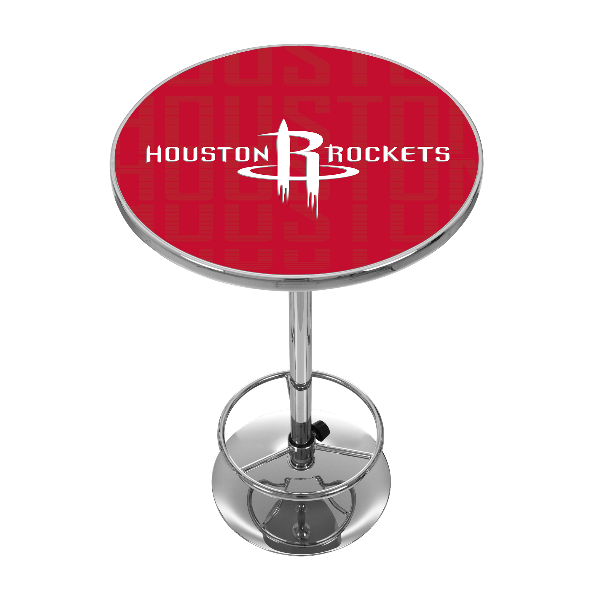 NBA Chrome Pub Table - City - Houston Rockets
